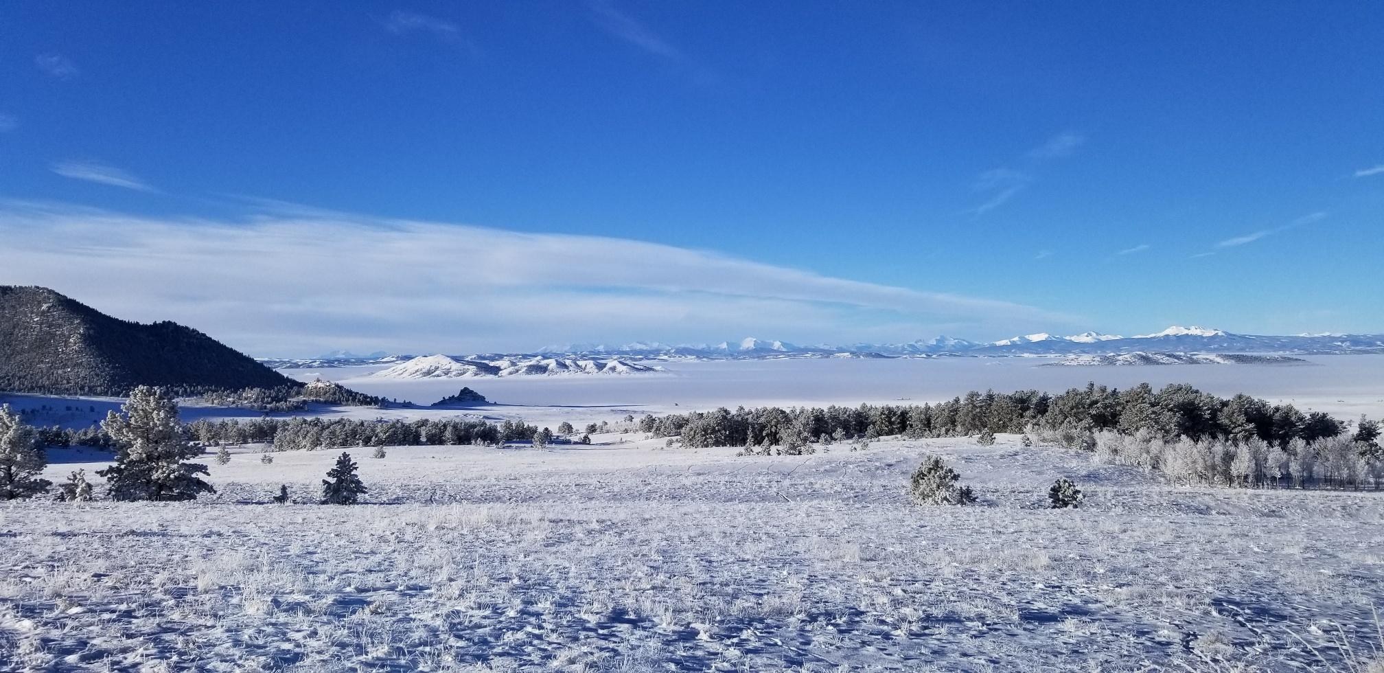 winter 2018 in colorado
